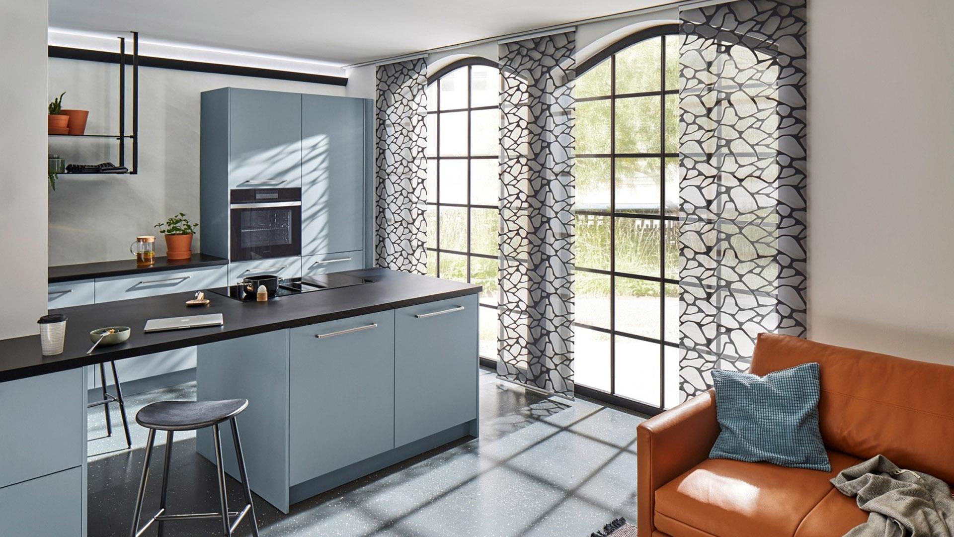 fl chenvorh nge gardinen langer. Black Bedroom Furniture Sets. Home Design Ideas